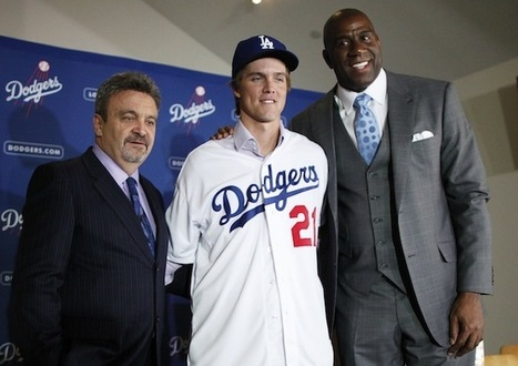 Los Angeles Dodgers Rumors and Predictions: LA Is Team To Beat In National League West After Signing Zack Greinke | Southern California Sports | Scoop.it