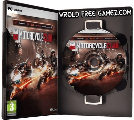 Motorcycle Club 2014 Full Version PC Game Free Download   Ultimate Gaming Zone   Fully Top 10 Gamez   Scoop.it