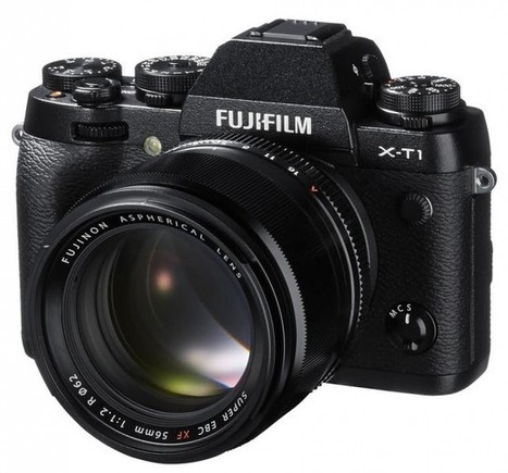 Fuji X-T1 Officially Unveiled | PIXELS | Scoop.it