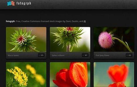 Fotogrph, fotografías bajo licencia Creative Commons para ilustrar tus proyectos.- | Aprender en el 2013 | Scoop.it