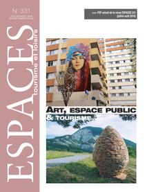 REVUE-ESPACES | Art, espace public et tourisme | Le tourisme pour les pros | Scoop.it
