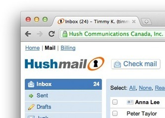 Hushmail – Private Email | Software and Services - Free and Otherwise | Scoop.it