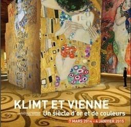 Klimt et Vienne aux Carrières de Lumières - Sortir en Provence | Sortir- Région aixoise | Scoop.it