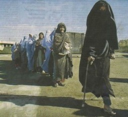 Being Disable Is Not An Unability | Afghan Women in Media | Scoop.it