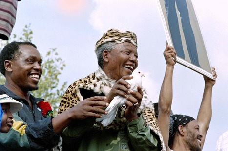 Goodbye Madiba!   IL MARKETTARO   Scoop.it