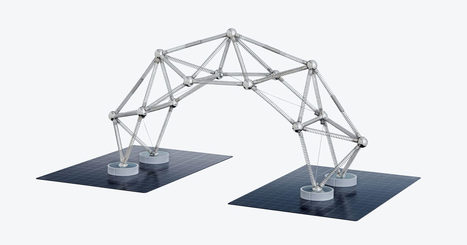 This Gorgeous Architectural Modeling Kit Will Make a Real Engineer Out of You | Heron | Scoop.it