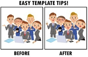3 Super Easy Ways to Build E-Learning Templates | The Rapid E-Learning Blog | Exploring Online and Blended Learning | Scoop.it