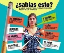 ¿Qué conseguimos al dejar de fumar?   Health   Scoop.it