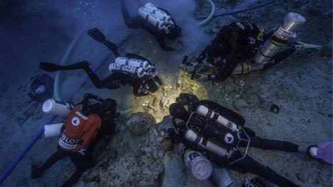 Un squelette humain dans l'épave d'Anticythère | Histoires d'Epaves | Scoop.it