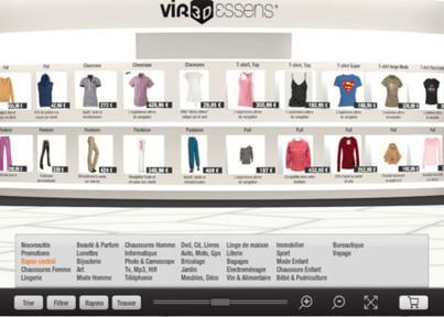La solution Vir3D révolutionne le secteur de l'e-commerce ! | IceRanking® | Actu - ergonomie et parcours  web | Scoop.it