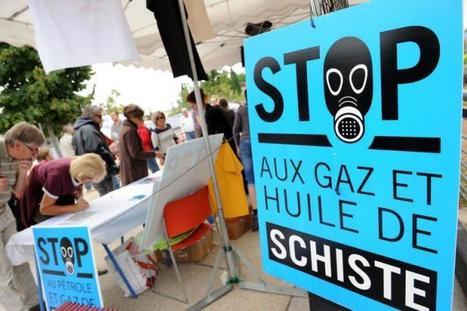 Gaz de schiste : Plusieurs manifestations à travers la France | Des 4 coins du monde | Scoop.it