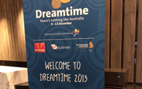 DREAMTIME 2013 BRINGS 230 MICE PROFESSIONALS TOGETHER IN ... - Conference and Meetings World (press release) | Adelaide convention | Scoop.it