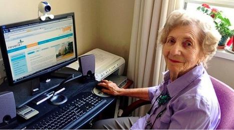 Le cerveau des personnes âgées maitrisant les nouvelles technologies vieillit moins vite ! - SciencePost   La Boîte à Neurones d'A3CV   Scoop.it
