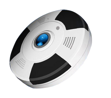360 degree fisheye VR camera - 1.3MP WiFi Yoosee | Product News | Intrusion & security information | Scoop.it