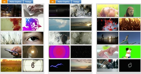 Videvo - Free Stock Video Clips | Nouvelles des TICE | Scoop.it
