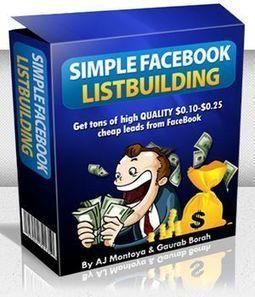 Simple Facebook ListBuilding Review – Best Listbuilding Methode Using Facebook and Viral Traffic Power   SEO Article   Scoop.it