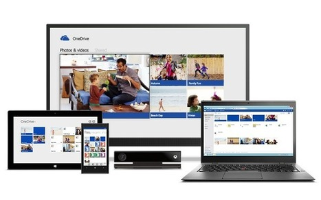 OneDrive is Now Available Worldwide: Free Cloud Storage for ... | My English Website - Stefan Vujinovic | Scoop.it