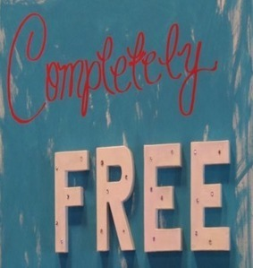"""5 Ways to Use """"Free"""" in Content Marketing Promotion 