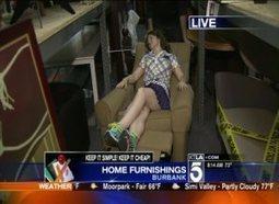 Reel Appeal- Home Furnishings - KTLA   Remarkable Home Furniture   Scoop.it
