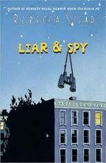 Liar & Spy by Rebecca Stead - The Literate Mother | Dr. Peggy Sharp's Top Ten Book Picks for 2013 | Scoop.it