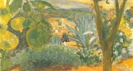 «Le Cannet» de Pierre Bonnard | Musée et culture | Scoop.it