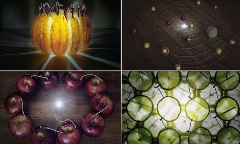 Photographer creates amazing images illuminated by FRUIT | cool stuff from research | Scoop.it