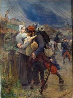 2 août 1914 | Théo, Zoé, Léo et les autres... | Scoop.it