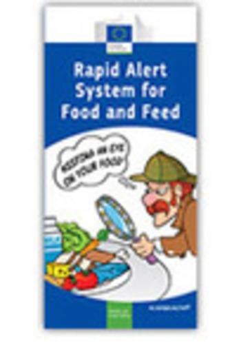 (NL) (EN) (FR) (DE) (ES) (PDF) - Rapid Alert System for Food and Feed - Consumers' health | EU Bookshop | Glossarissimo! | Scoop.it