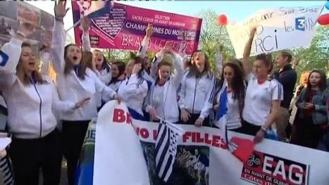 Championnes du monde ! – - France 3 Bretagne | egalité femmes hommes | Scoop.it