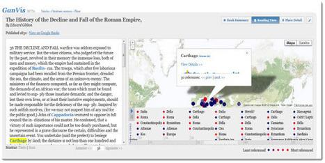 Google Ancient Places, conocer la historia a través de mapas   Blogs educativos generalistas   Scoop.it