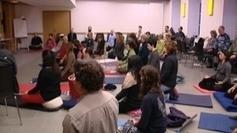 Diplôme universitaire de méditation - France 3 Alsace | Les amis de la pleine conscience | Scoop.it