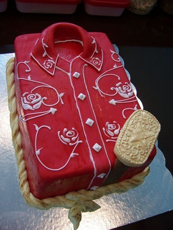 Looks Like a Cowboy Christmas Cake To Me! | Western Lifestyle | Scoop.it