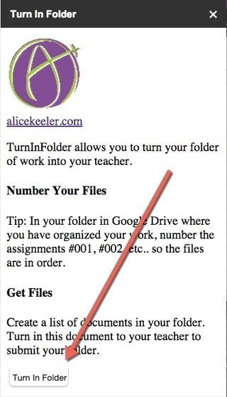 Google Drive: Students Turn In a Folder | Teacher Tech | Technology for learning | Scoop.it