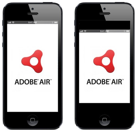Deploying AIR Apps on iPhone 5 | Everything about Flash | Scoop.it