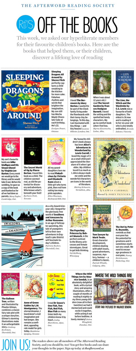 Kids review kids' books - National Post   book reviews   Scoop.it