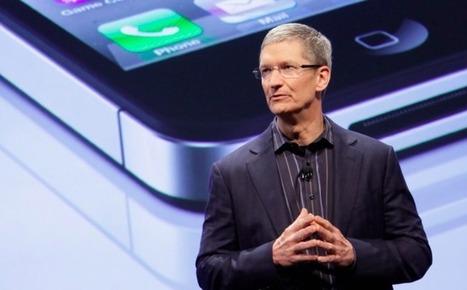Apple mise sur l'e-santé et le paiement pour limiter le recul des ventes d'iPhone | Hopital 2.0 | Scoop.it