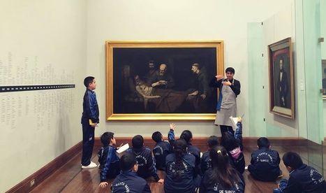 I Encuentro con profesores en el Museo Del BCRP   Educación y Museos   Scoop.it