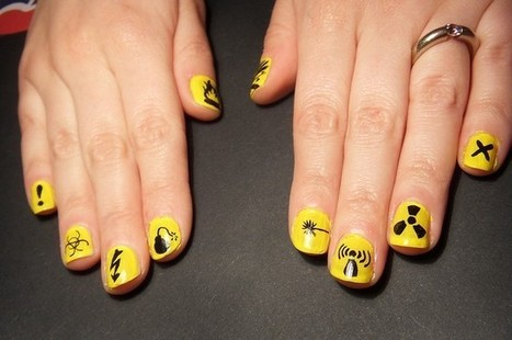 Students Develop Nail Polish That Can Detect Date Rape Drugs | IFLScience | Potpourri | Scoop.it
