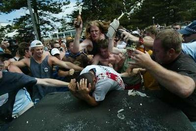 Racist furore as mobs riot - National - theage.com.au   English   Scoop.it
