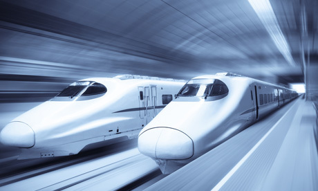 Developing Pan European high speed rail infrastructure a 'key factor for ... - Rail.co   Science in Europe   Scoop.it