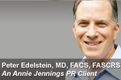 Real Publicity Story: Dr. Edelstein Says He Was Hooked On Annie From The Beginning! - | Book Promotion Strategies | Scoop.it