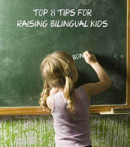 Fun Languages - Australia - Top 8 Tips for Raising Bilingual Kids | Language learning tips | Scoop.it