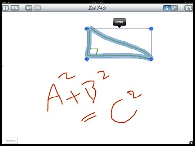 Using The iPad As A Digital Whiteboard (Plus 4 Cool Free Apps To Try It Out) | Emerging Education Technology | iPads in Ed | Scoop.it