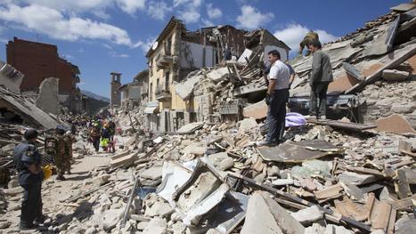 Le séisme du 24 août 2016 en Italie | FLE et nouvelles technologies | Scoop.it
