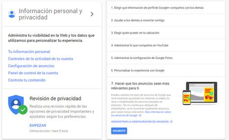 Cómo proteger tu cuenta de Google | Linguagem Virtual | Scoop.it