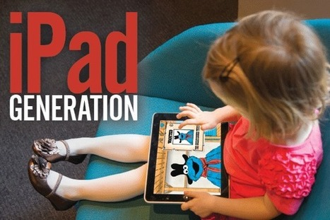 Toddlers on touch screens: parenting the 'app generation' | mrpbps iDevices | Scoop.it