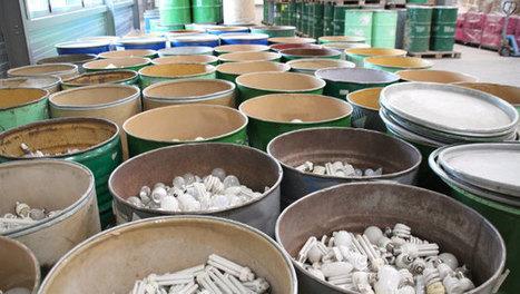 Recyclage : carton plein pour Récylum ! - Construction Cayola | Economie circulaire | Scoop.it