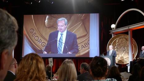 Tom Jennings at the Peabody Awards | 1895 Films | Scoop.it