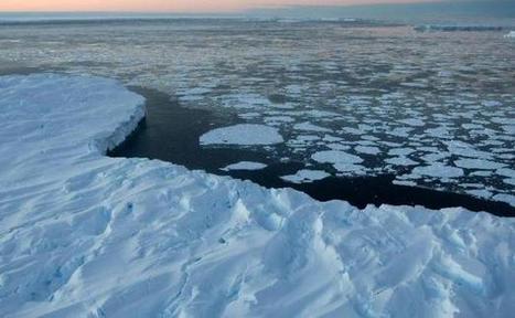 Le volume de la banquise arctique plus élevé cet automne qu'en 2012 | L'enjeu environnemental | Scoop.it