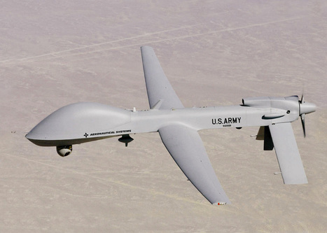 Improved Gray Eagle UAV Flies 45 Hours Non-Stop | Soldiers | Scoop.it
